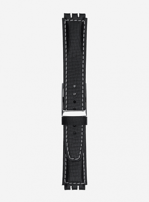 Polo calf leather watchstrap • Italian leather • 245E