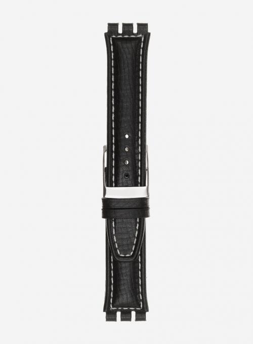 Cinturino in vitello stampa polo • Pelle italiana • 247E