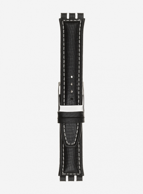 Polo calf leather watchstrap • Italian leather • 247E