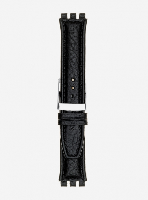 Bull grained calf leather watchstrap • Italian leather • 247PL