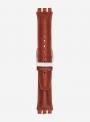 Cinturino in vitello stampa brasile • Pelle italiana • 247M