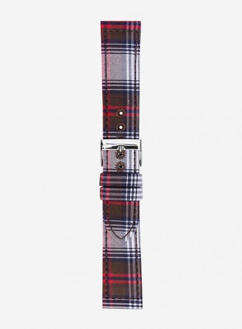 Cotton fabric watchband • 673