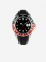 Cinturino compatibile anche con Rolex GMT/OYSTER • Pelle/cordura • 940