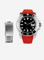 Strap compatible also with Rolex GMT/OYSTER • Elite Silicone • 941