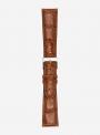 Cinturino in vitello stampa antigua lucido • Pelle italiana • 454