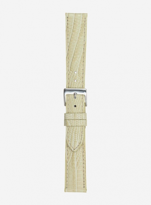 Tejus grained calf leather watchstrap • Italian leather • 701