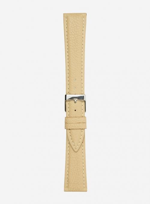 Nappa merinos leather watchstrap • Italian leather • 592