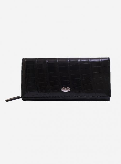 Genuine alligator wallet • Kelly • 482A