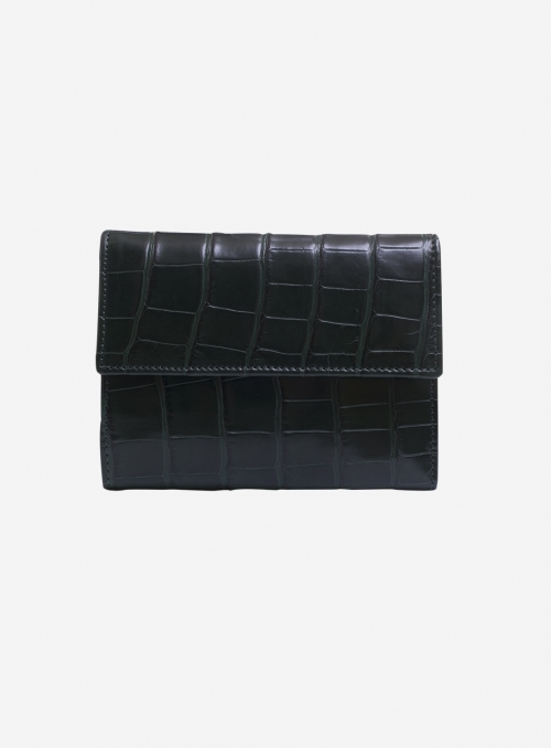 Genuine alligator wallet • Ashley • 2149A