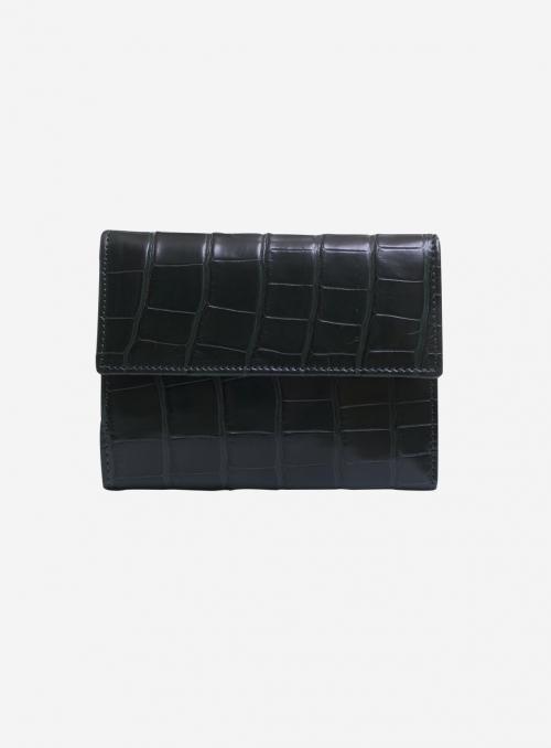 Genuine alligator wallet • Ashley • 2149A