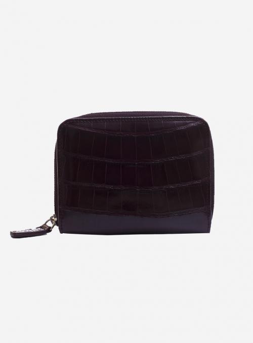 Genuine alligator wallet • Alex • 260A