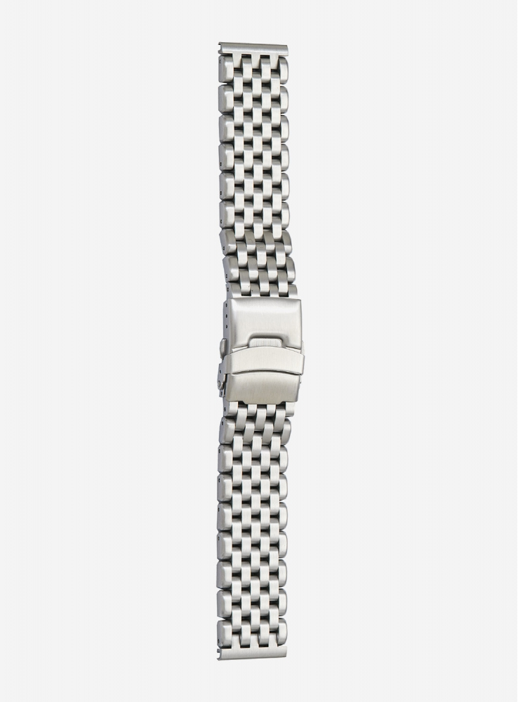 SOLID STAINLESS STEEL WATCHBAND • 119
