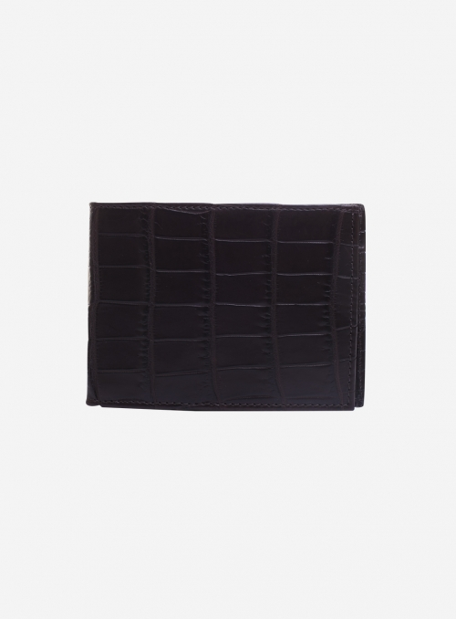 Genuine alligator wallet • Lee • 118A