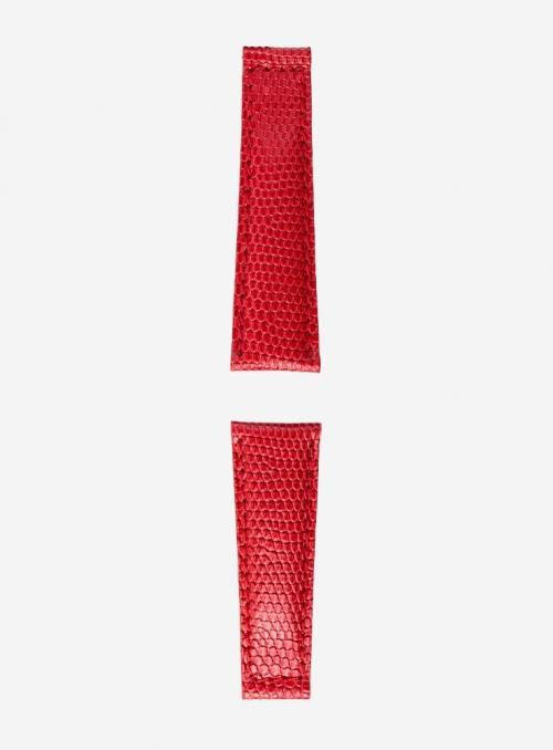 Genuine lizard watchstrap • 638