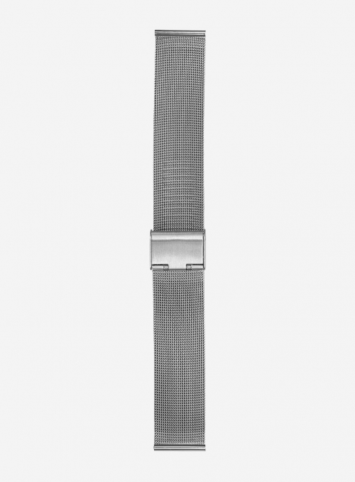 Mesh stainless steel watchband • 403