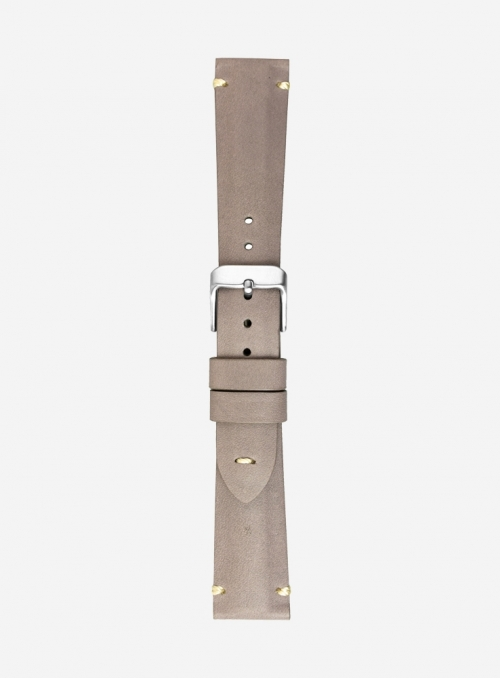 Cinturino vintage in pelle Horween • Pelle Americana • 678