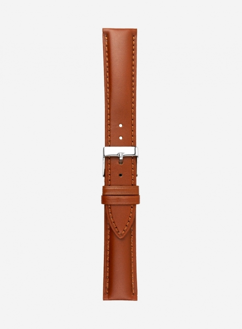 Drake leather watchstrap • Italian leather • 457