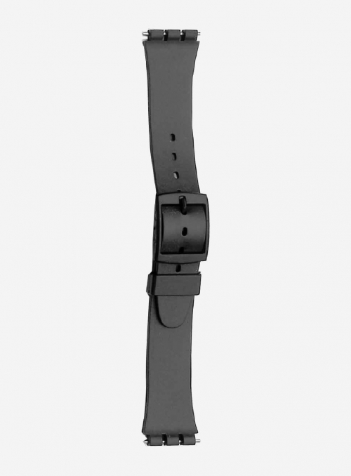 PVC watchband suitable also for swatch • 245