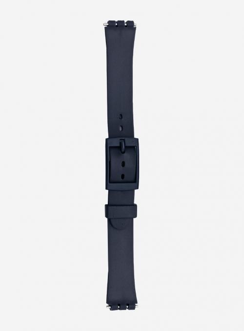 Cinturino in PVC compatibile anche per swatch • 245D