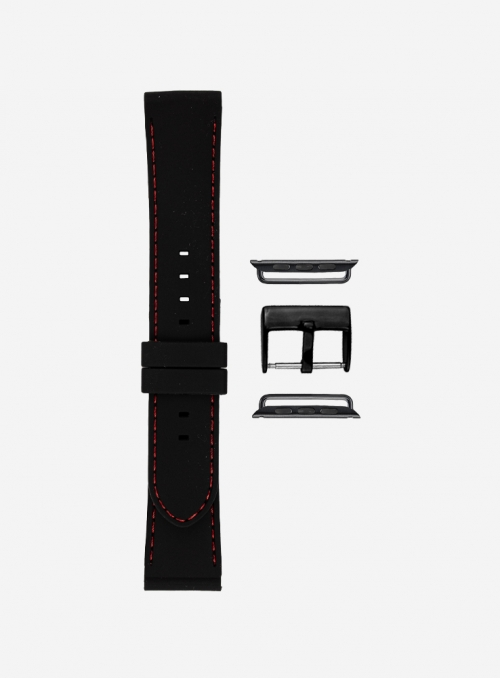 Cinturino compatibile Apple Watch in silicone elite • 374-APL