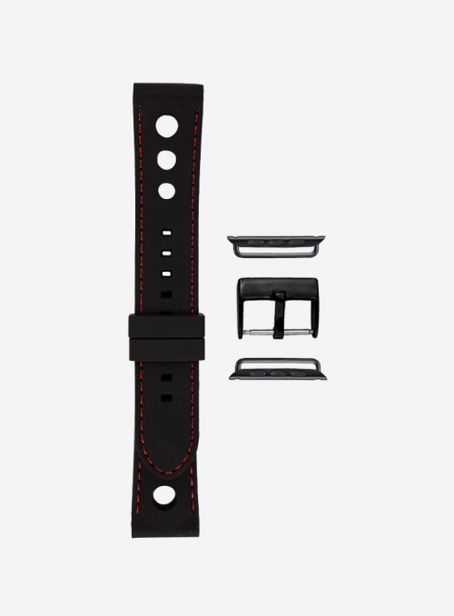 Elite silicone watchband suitable for Apple Watch • 377-APL