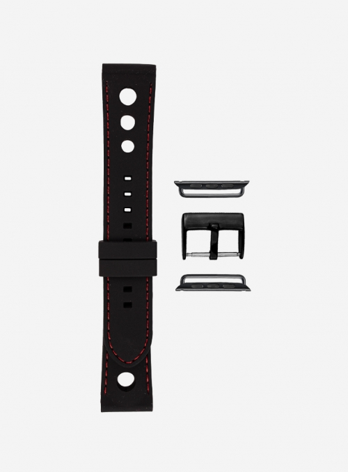 Cinturino compatibile Apple Watch in silicone elite • 377-APL