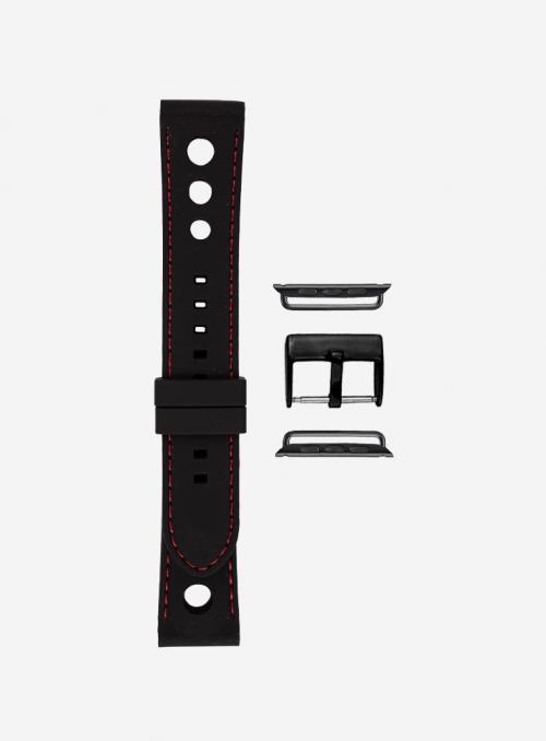 Cinturino compatibile Apple Watch in silicone elite • 377-APL
