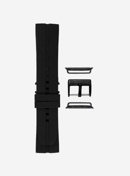 Admiral • Elite silicone watchband for Apple Watch
