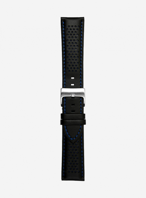 Cinturino waterproof in cuoio cosmos e lorica • Pelle italiana • 685