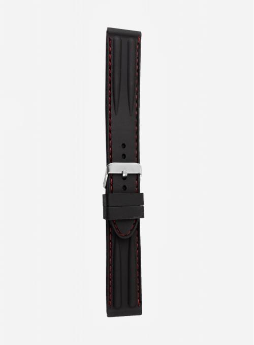 Cinturino in basic silicone • 389