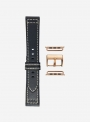 Drake leather watchband suitable for Apple Watch • 423-APL