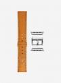 Lindbergh • Cinturino Apple Watch in vitello odessa • Pelle Italiana