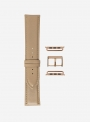 Drake leather watchband suitable for Apple Watch • Genuine Italian Leather • 662-APL