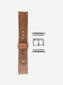 Vintage leather watchstrap suitable for Apple Watch • Genuine Italian Leather • 675-APL
