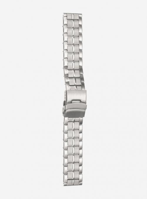 Cinturino semi-solido in acciaio • 7750