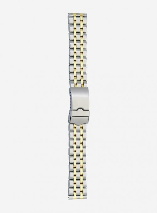 Cinturino in acciaio bicolore • 9150MG
