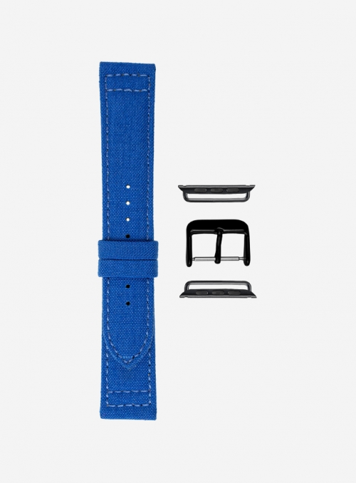 Waterproof cordura watchstrap for Apple Watch • Vegan Friendly • 670-APL