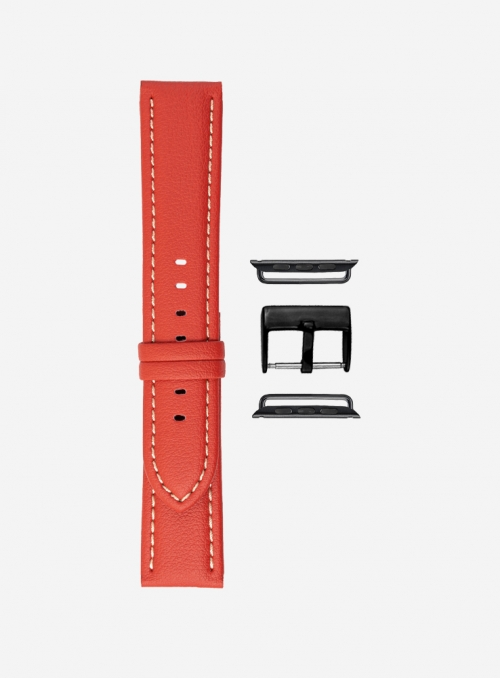 Borabora • Waterproof Lorica® watchstrap for Apple Watch • Vegan Friendly