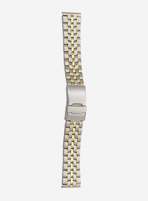 Cinturino in acciaio bicolore • 4250MG