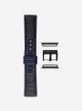 Hurricane • Cinturino Apple Watch in vera fibra di carbonio e Lorica®