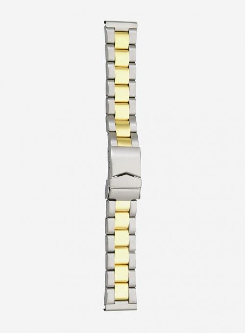 Cinturino in acciaio bicolore • 1900MG