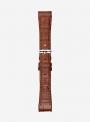 Cinturino compatibile anche con Rolex GMT/OYSTER • Vitello idrorepellente • 946