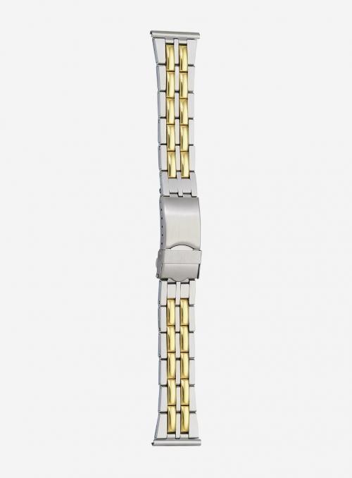Cinturino in acciaio bicolore • 576MG