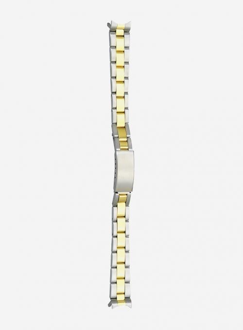 Cinturino in acciaio bicolore • 503MG