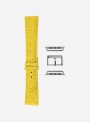 Genuine crocodile watchstrap suitable for Apple Watch • 602-APL
