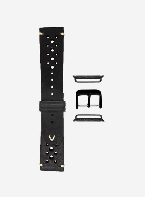 Classico • Cinturino Apple Watch in pelle vintage • Pelle Italiana