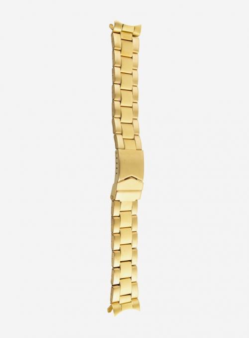 Cinturino in acciaio placcato 1 micron • 1900CP
