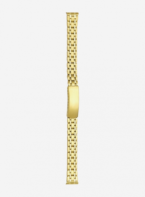 Stainless steel wrapped watchband plated 1 micron • 578MBP