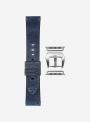 Anteo • Cinturino Apple Watch in pelle kudu • Pelle Inglese