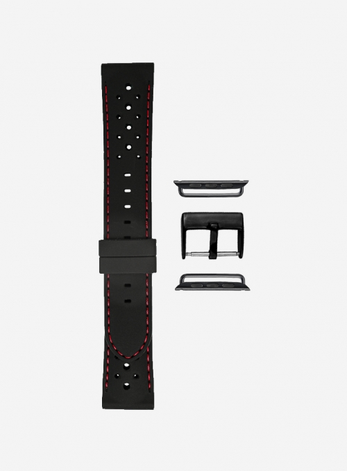 Speed • Elite silicone watchband for Apple Watch